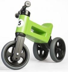 Teddies Odrážedlo FUNNY WHEELS Rider Sport zelené