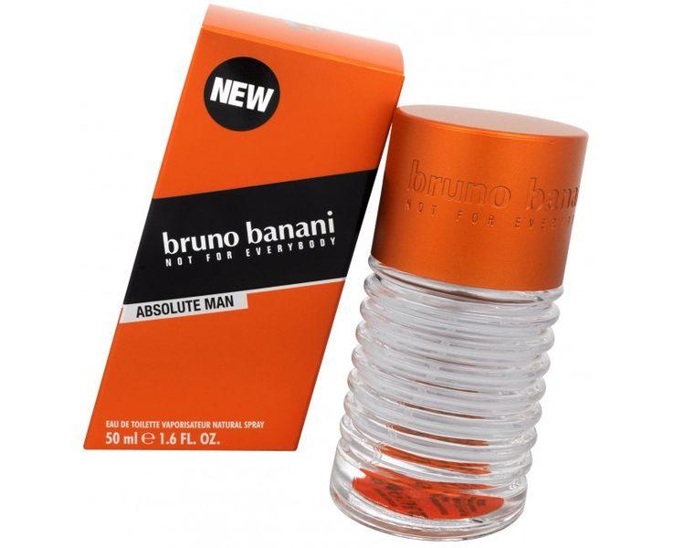 Bruno Banani Absolute Man - EDT 50 ml