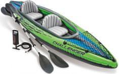 Intex Challenger K2 kajak + vesla