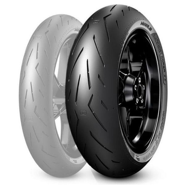 Pirelli 160/60 ZR17 M/C (69W) TL Diablo Rosso Corsa II zadní