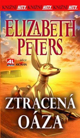 Peters Elizabeth: Ztracená oáza