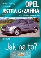 Etzold Hans-Rudiger Dr.: Opel Astra G/Zafira - 3/98 - 6/05 - Jak na to? - 62.