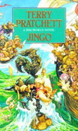 Pratchett Terry: Jingo : (Discworld Novel 21)