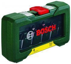 Bosch 6-delni komplet rezkarjev iz karbidne trdine, vpetje 8 mm (2607019463)
