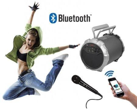 Trevi prenosni bluetooth zvočnik XF 300