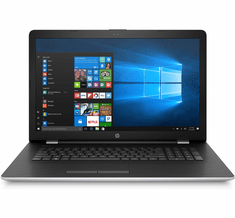 HP prenosnik 17-bs106nm i7-8550U/8GB/SSD256GB/AMD530/FHD17,3/FreeDOS (3QR63EA)
