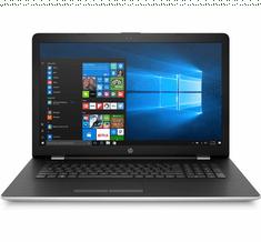 HP prijenosno računalo 17-bs106nm i7-8550U/8GB/SSD256GB/AMD530/FHD17,3/FreeDOS (3QR63EA)