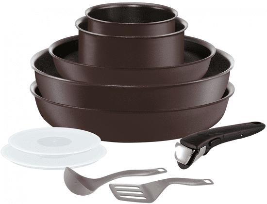 Tefal Ingenio Chef L6559802 set posode, 10 kosov