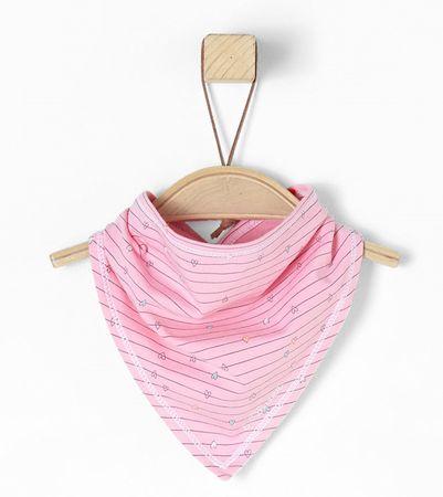 s.Oliver dívčí šátek uni růžová  df2c8cc01e