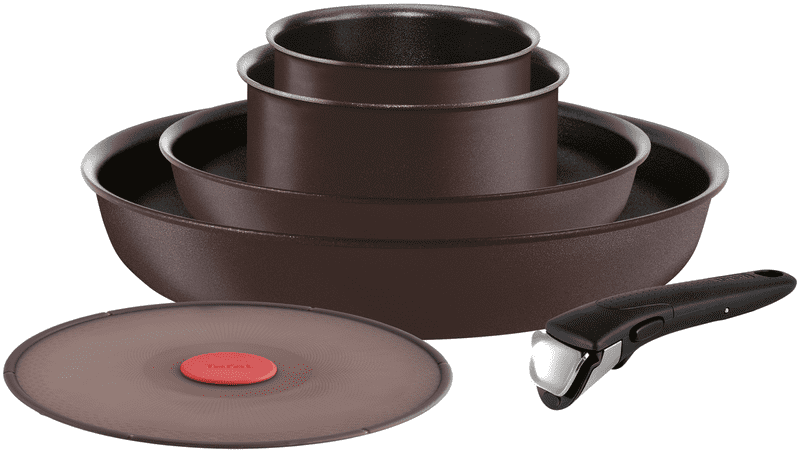 Tefal INGENIO CHEF sada, 6 ks