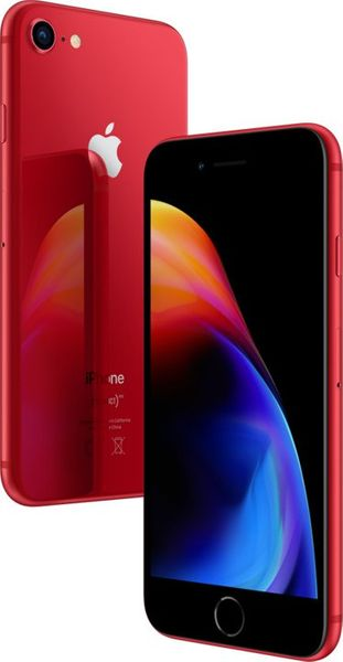 Apple Iphone 8, 64gb, ProductRed™