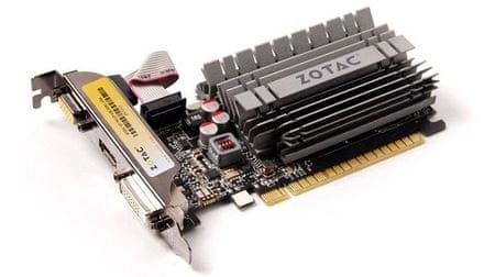 Zotac grafična kartica GeForce GT 730 Zone Edition, 4 GB DDR3