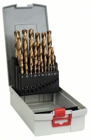 Bosch set svedrov za kovino Pro Box HSS-Tin, 1-13 mm (2608587019)