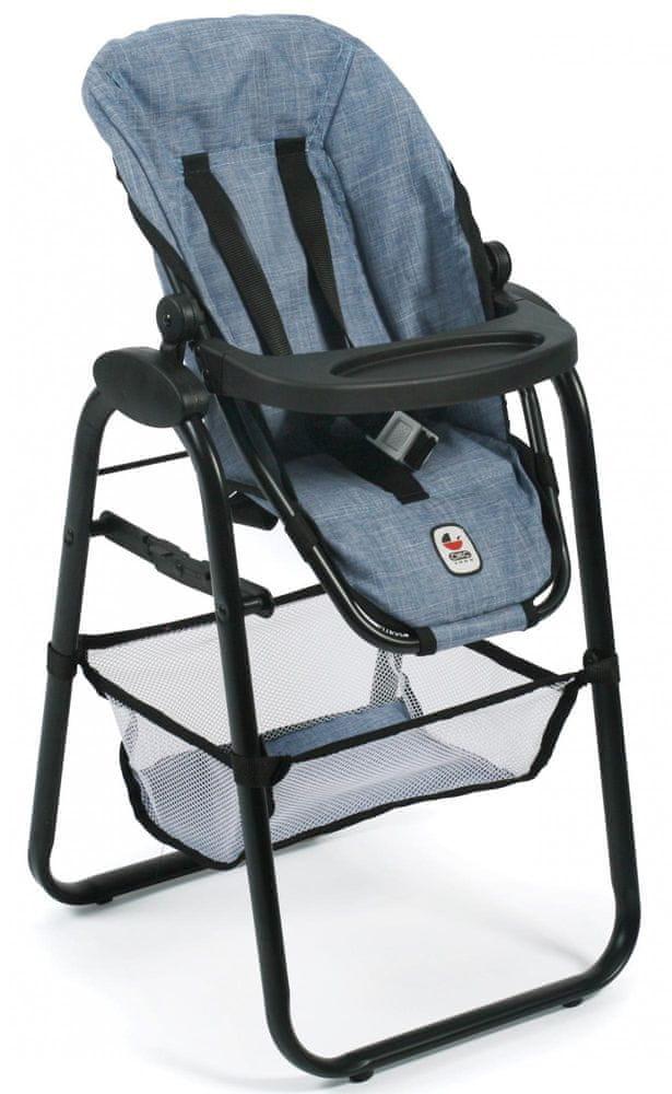 Bayer Chic Jídelní židlička pro panenku, 50