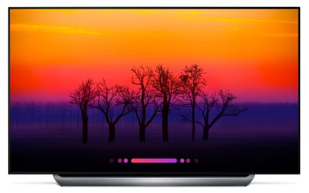LG TV sprejemnik OLED77C8LLA