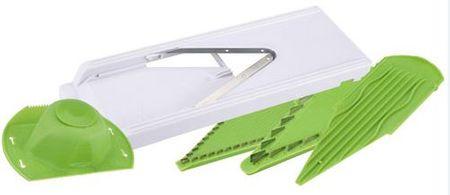 Renberg sekljalnik Green Concept, V-shape, 5-delni