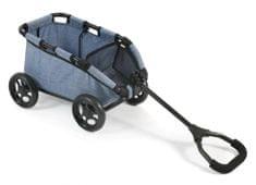 Bayer Chic Tahací vozík SKIPPER, světle modrá
