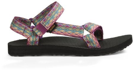 Teva Original Universal Miramar Fade Dark Purple Multi 37.0