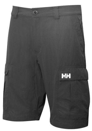 Helly Hansen Szorty męskie Hh Qd Cargo Shorts 11 Ebony 30