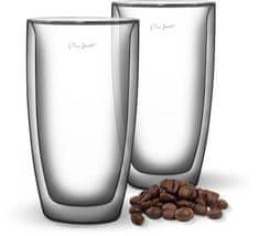 Lamart CAFÉ LATTÉ hőszigetelt pohár szett 380 ml, 2 db
