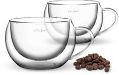 Lamart CAPPUCCINO hőszigetelt pohár szett 270 ml, 2 db