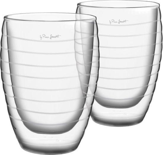 Lamart Zestaw szklanek termo JUICE 370 ml, 2 szt.