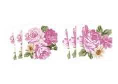 e149095aa7 Dimex Malé nálepky vyrezané - Kvety