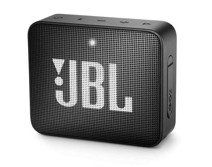 JBL GO 2, čierna