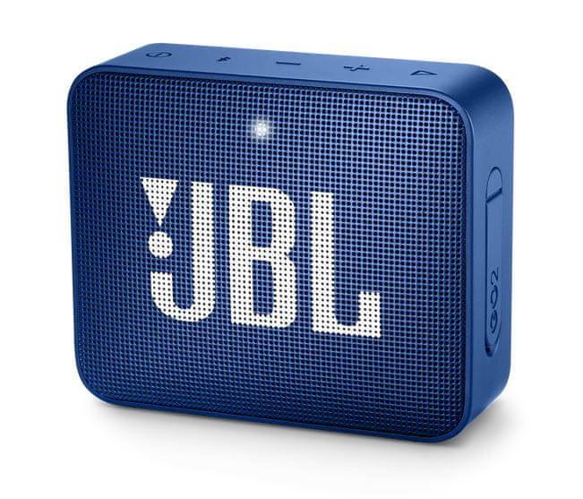 JBL GO 2, modrá