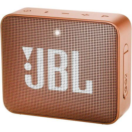 JBL zvočnik Go 2, oranžen