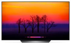 LG OLED65B8PLA televízió