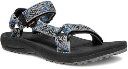 Teva moški sandali Winsted Robles Grey, sivi, 43