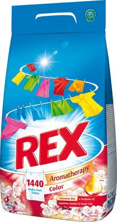 Rex pralni prašek Japanese Garden Color, 4,2 kg, 60 pranj