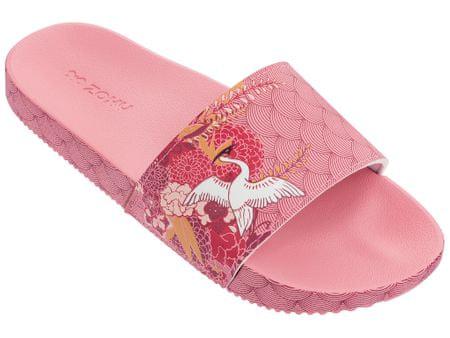 Zaxy ženske natikači Snap Trendy Slide, roza, 41/42