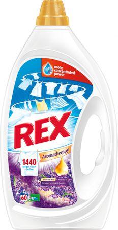 Rex Provence Lavender & Jasmine prací gel 3 l (60 praní)