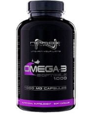 Nanox mehke kapsule Omega 3, 180 kosov