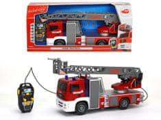 DICKIE Wóz strażacki 50 cm, czeska wersja