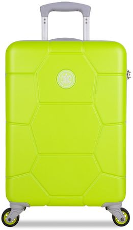 SuitSuit potovalni kovček Caretta S Sparkling Yellow, rumen