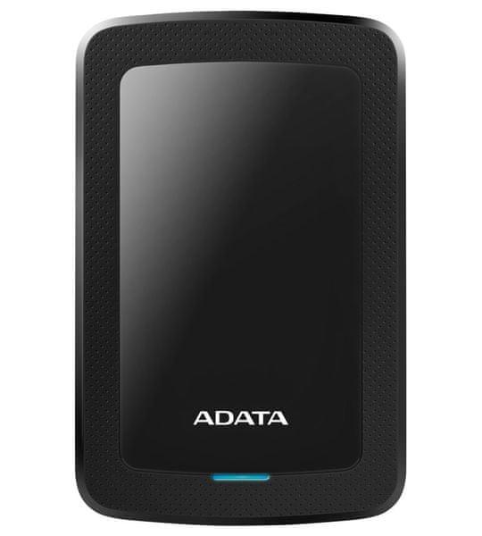 Adata Pevný disk HV300 1TB černý (AHV300-1TU31-CBK)