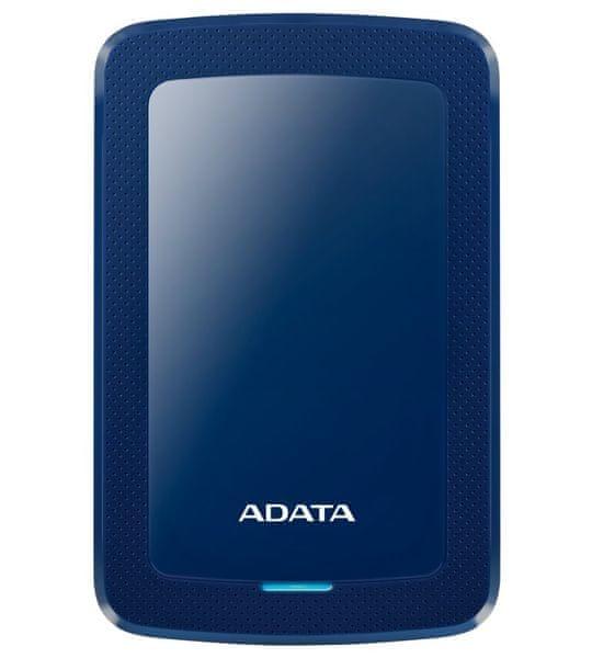 Adata Pevný disk HV300 1TB modrý (AHV300-1TU31-CBL)