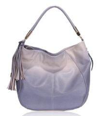 Lydc ženska ročna torbica vijolična