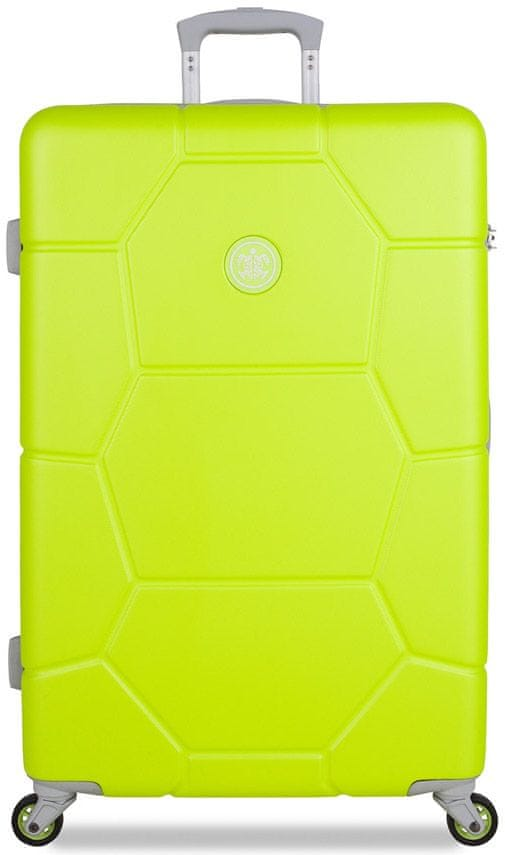 SuitSuit Cestovní kufr Caretta L Sparkling Yellow