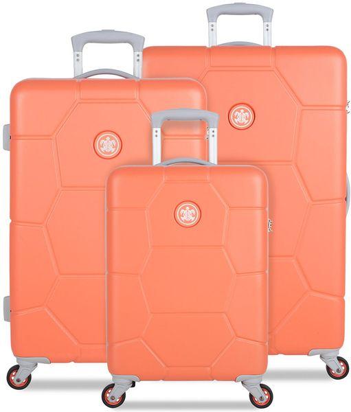 SuitSuit Sada cestovních kufrů Caretta Melon