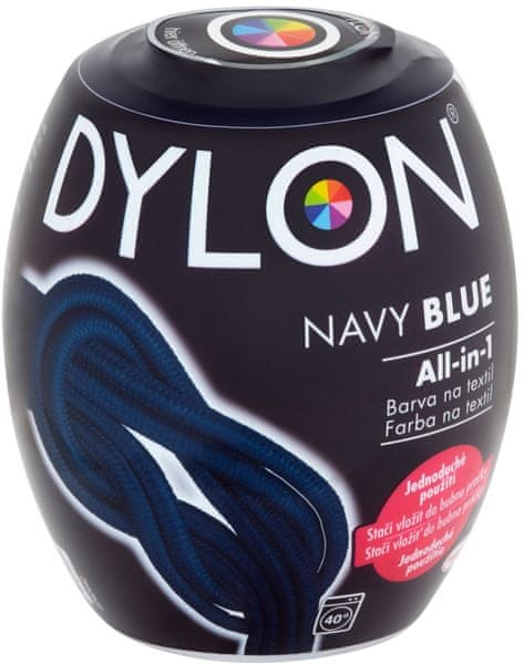 DYLON Color Pod Navy Blue