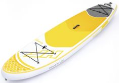 Bestway sup deska Paddle Board Cruiser Tech, 3,2m x 76cm x 15cm, rumena