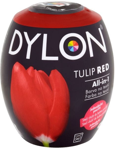 DYLON Color Pod Tulip Red