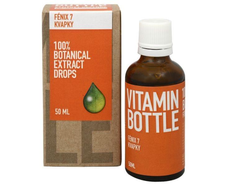 Vitamin-Bottle Fénix 7 50 ml