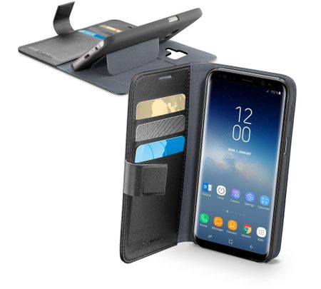 CellularLine preklopna torbica Book Agenda za Samsung Galaxy S9 Plus