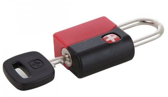 Wenger potovalna ključavnica WE6182RE, rdeča