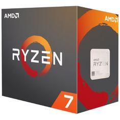 AMD procesor Ryzen 7 2700X s hladilnikom Wraith Prism LED (YD270XBGAFBOX)